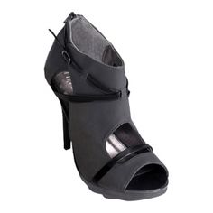 Adi Designs Home-1 Stiletto Heels Womens Black Synthetic - ONLY $29.95