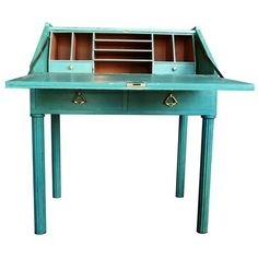 1843 Funiture | 1930s French secretaire. | furniture