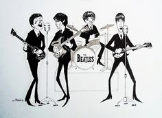 The Beatles (by Paul Alexander)
