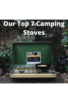 An important part of any campers gear is their stove. What are the top choices and most popular in 2020? Find out here.