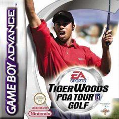 Tiger Woods PGA Tour Golf - Game Boy Advance Game