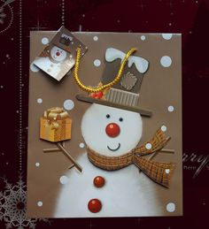 Make Holiday Ornaments With Brown Paper Bags Bing Images