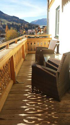 Prima vol te houden hier op dit prachtige balkon van Appartement 103.