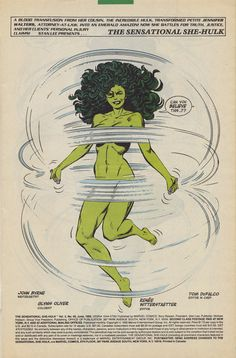 She-Hulk jumping rope by John Byrne comic books comics Comic Book Artists, Comic Book Characters, Marvel Characters, Comic Books Art, Comic Art, Marvel Comics Art, Marvel Comic Universe, Anime Comics, Marvel Heroes