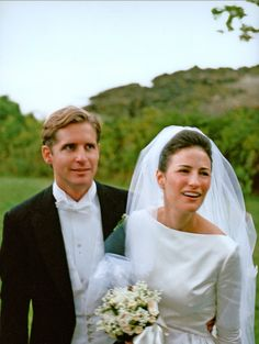 CHIC WEDDINGS | Mark D. Sikes: Marina Rust and Ian Connor 1999, granddaughter of Marshall Fields III