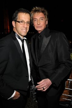 Barry Manilow Photos: AmfAR's 10th Annual New York Gala
