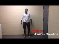 Dancelifechris: African dance moves tutorial - YouTube