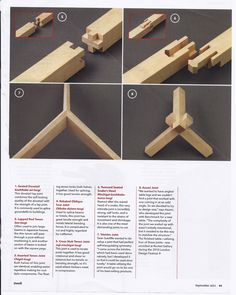 Some more Japanese joinery.