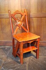 Item 216386 is no longer available. Antique Chairs, Antique Furniture, Library Chair, Antiques, Home Decor, Antiquities, Antique, Decoration Home, Room Decor