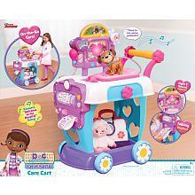 Video Review for Disney Junior Doc McStuffins Toy Hospital Care Cart