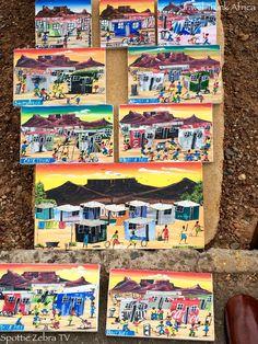 Township Art - Found on side of road above Llandudno.