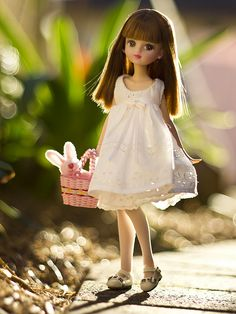 Licca: Little Girl by JennWrenn