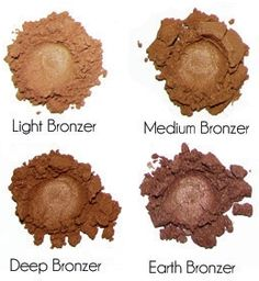 Buy Pure Anada Loose Mineral Luminous Bronzer 3 g Online in Canada | FREE Ship $29+