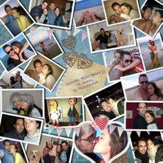 Cuadro collage especial aniversario
