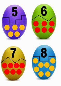 Ελένη Μαμανού: Αυγά - Αριθμοί