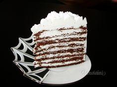 Čínska torta Eastern European Recipes, Russian Recipes, Pavlova, Vanilla Cake, Tiramisu, Catering, Ale, Food And Drink, Sweets