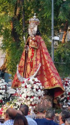 Virgen de la Fuensanta Murcia Romeria La Fuensanta... su santuario, su romería y su gente