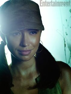 Christian Serratos - The Walking Dead