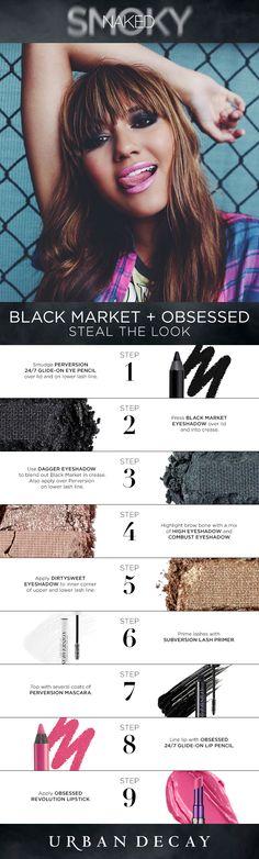 Black Market + Obsessed