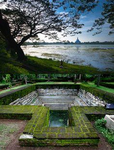Anuradhapura, Sri Lanka #SriLanka #Anuradhapura #Tank