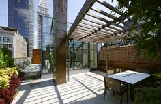 Joshua Bell Penthouse by Charles Rose Architects , via Behance