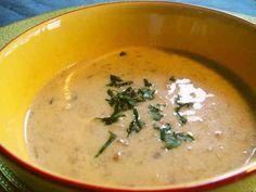 簡単にお店の味♪きのこのクリームスープの画像