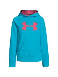 A warm, fun sweatshirt for kids. You can find this at Hibbett Sports.