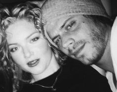 Francois Arnaud And Holliday Grainger | François Arnaud and Holliday Grainger Holly and Francois