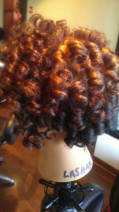 Perm Rod Spiral Set