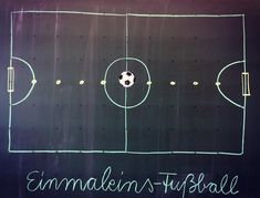 """[ Today I played """"multiplication soccer"""" with the fourth graders for the first repetition School Teacher, Primary School, Elementary Schools, Math For Kids, Activities For Kids, Math Board Games, Make School, Maths Puzzles, Multiplication"""