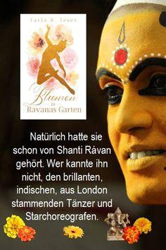 Shanti Rávan ist nicht nur ein begnadeter Tänzer, sondern auch ein Frauenschwarm. Als er für seinen Freund, einen indischen Swami ein kostbares gestohlenes Palmblattmanuskript wiederbeschaffen soll, kommen ihm eine junge Tänzerin, eine verarmte Millionärin und eine Polizistin in die Quere, und er muss seinen Charme und seinen Einfallsreichtum spielen lassen, um trotzdem ans Ziel zu kommen. #Liebesroman, #Liebesroman Indien, #Liebesroman Wien, #Romance, #Indien, #Lesen, #Buch, #Bücher… Star Wars, London, Personal Care, Beauty, Glamour, Female Cop, Romance Books, Indian, Dance
