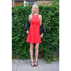 Guess - Hanna Dress - Red Purchased in London! Stunning!                             Size XS, looking for a new home! Purchased in London and only worn once! Guess Dresses Mini
