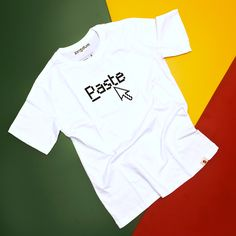 iBacana - Camiseta Paste Infantil