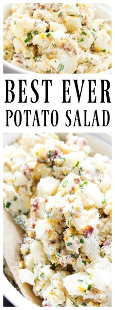 BEST EVER POTATO SALAD RECIPE - A Dash of Sanity