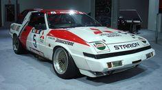 car 1982 to 1988 mitsubishi starion | 三菱 スタリオンターボ グループA - デトロイト ...