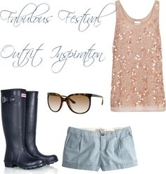 {Fabulous Festival Outfit} festival outfits 2012