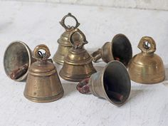 View our Original Temple Bell Medium from the Gifts For The Home collection - what a gorgeous way to bring vintage charm to your home. These are old bells from temples, one is great, but add a few for a real statement. Christmas Bells, Christmas Art, Furniture Sale, Vintage Furniture, Vintage Gifts, Vintage Art, Unique Gifts, Best Gifts, Temple Bells