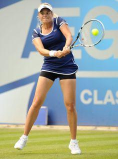 Aleksandra Wozniak accède au troisième tour de la Classique Aegon (tennis)