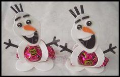 I Love Crafts: Elsa hercegnő és Fagyos Anna Olaf Frozen, Baby Shower Pin, Foam Crafts, Diy And Crafts, Crafts For Kids, Festa Frozen Fever, Frozen Theme Party, Snow Much Fun, Frozen Princess