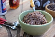 Raw Chocolate Pecan Butter #DailyRecipe