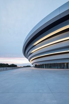 Arena du Pays d'Aix   Auer Weber, Christophe Gulizzi architecte