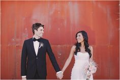 Brandon Kidd Photography | Smog Shoppe Wedding