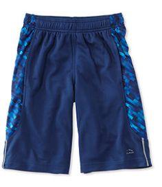 #LLBean: Boys' Multisport Shorts