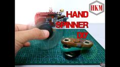 Hand Spinner/Fidget Spinner DIY Tutorial (EASY!!!)