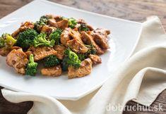 Kuracie soté s brokolicou