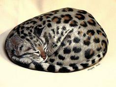 Gatti di pietra: quando i sassi diventano arte - DimmiCosaCerchi.it