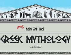 """Check out new work on my @Behance portfolio: """"Men in The Greek mythology-Part 1"""" http://be.net/gallery/54756483/Men-in-The-Greek-mythology-Part-1"""