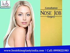 You can change your nose shape by rhinoplasty surgery to give a new look to your nose. Schedule an Appointment: info@bestrhinoplastyindia.com Call: +91-9958221983 #Rhinoplasty #NoseSurgery #NoseJob #NoseReshape #TipNose #RhinoplastyCost #Consultation #3D #Vetra