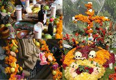 DIA De Muertos En Mexico Tradiciones | Feria Chiapas (Finales de noviembre y principios de diciembre)