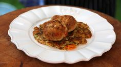 BBC One - My Life on a Plate - Bubble and squeak with sausage cakes